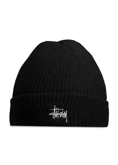 Picture of BASIC CUFF BEANIE Black