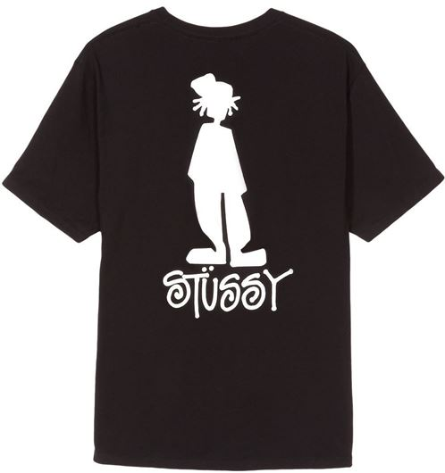 Picture of RAGGAMON TEE Black