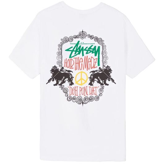 Picture of LION SHIELD TEE White