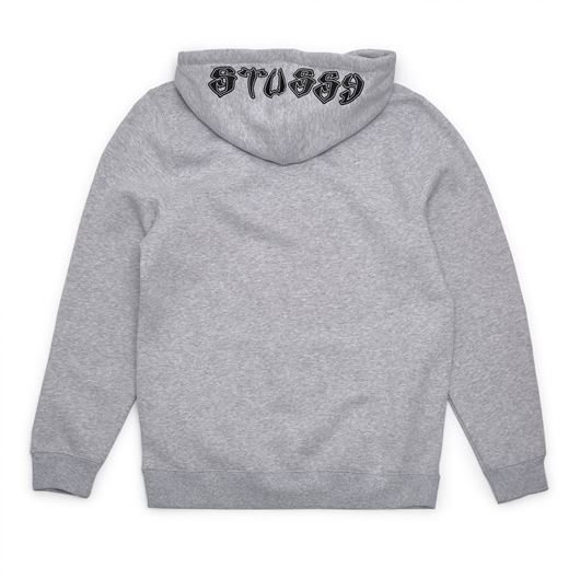 Picture of WES APP. HOOD Heather Grey