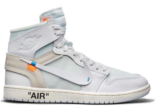 Picture of Jordan 1 Retro High Off-White White