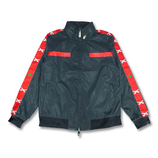 Picture of Cross Track Jacket Black