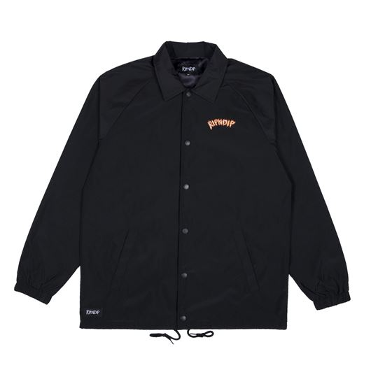 Picture of Inferno Coach Jacket Black