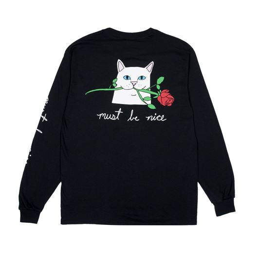 Picture of Romantic Nerm L/S Black