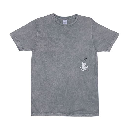 Picture of Hang In There Tee Ash