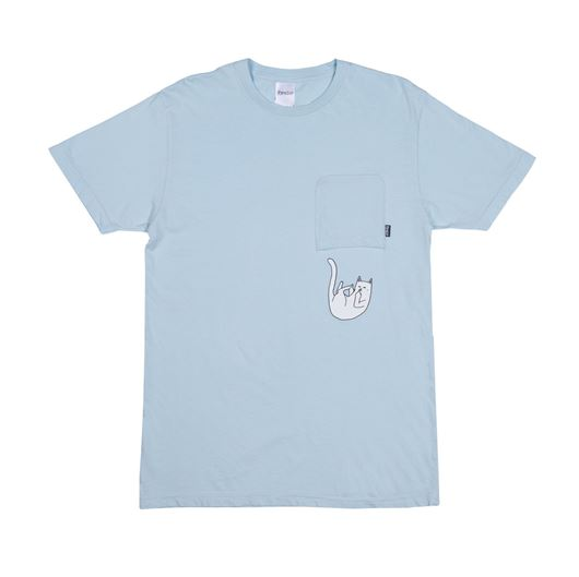 Picture of Falling For Nermal Tee Baby Blue