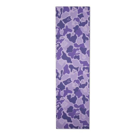 Picture of Invisible Griptape Purple Camo