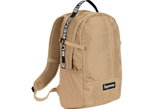 Picture of Supreme Backpack (SS18) Tan