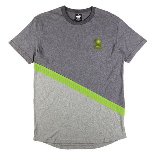 Picture of FRAGMENT TEE Grey Heather