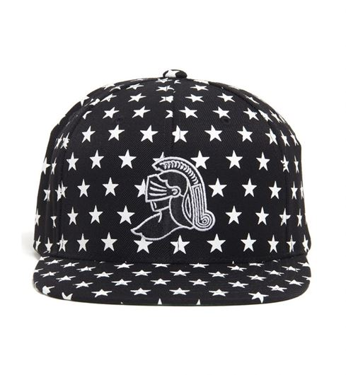 Picture of Knight All Star Snapback Black