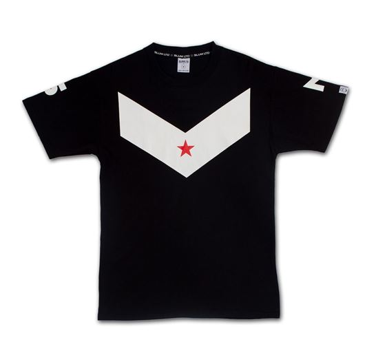 Picture of S.L.U.M. Victory Tee Black