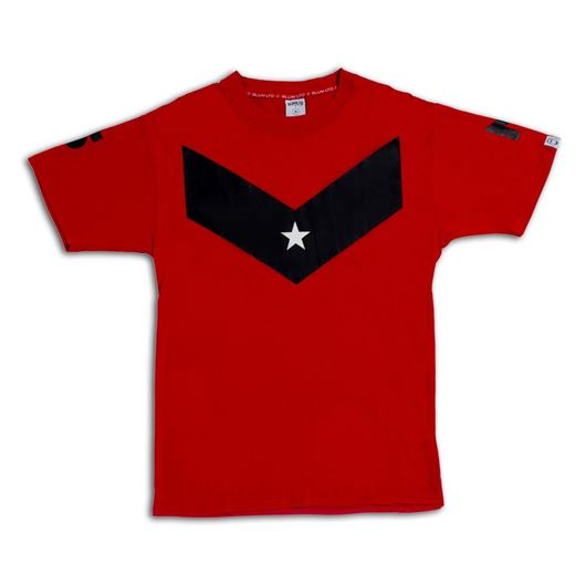 Picture of S.L.U.M. Victory Tee Red