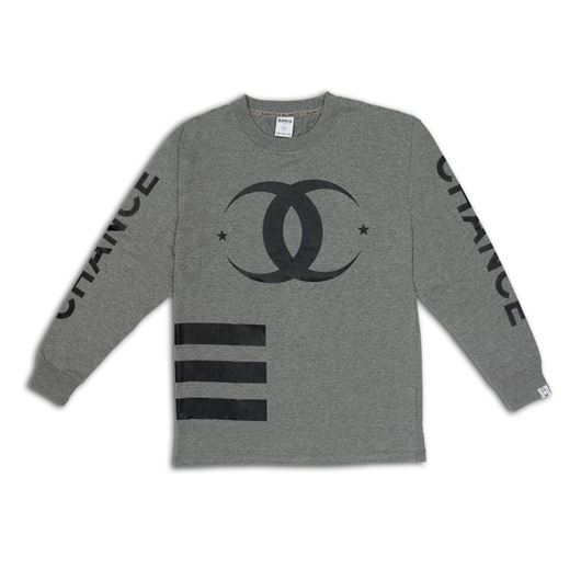 Picture of Chance L/S Tee Grey