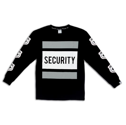 Picture of Peace Officer L/S Tee Black