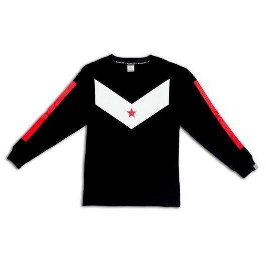 Picture of Victory L/S Tee Black