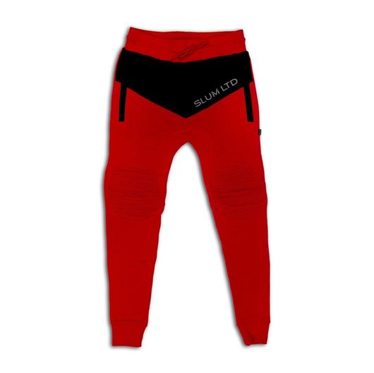 Picture of V-Track Sweatpant Red