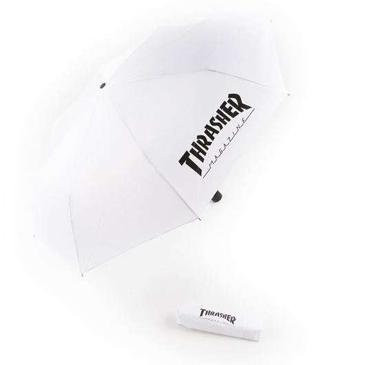 Picture of HOMETOWN UMBRELLA White