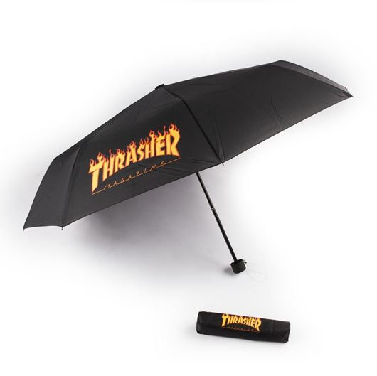 Picture of FLAME UMBRELLA Black