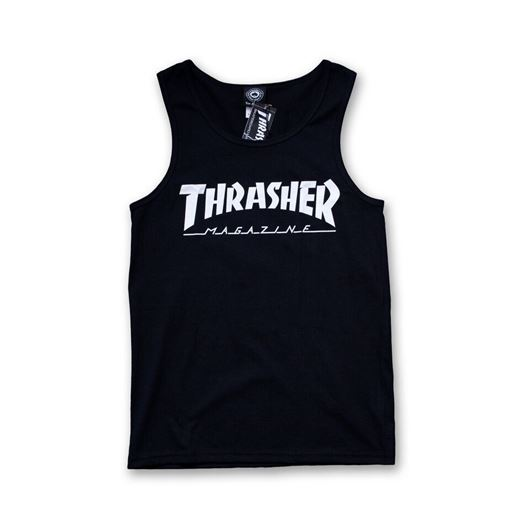 Picture of HOMETOWN TANK TOP Black