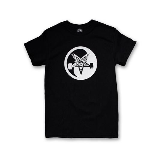 Picture of OPPOSITES S/S Black