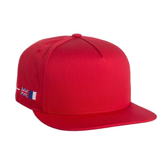 Picture of Thrasher TDS Snapback Red