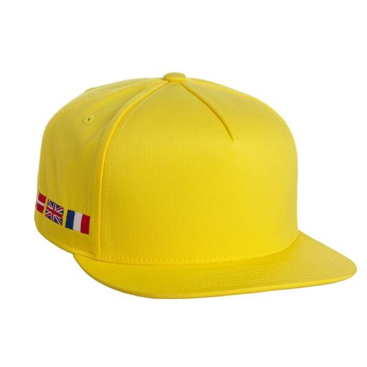 Picture of Thrasher TDS Snapback Yellow