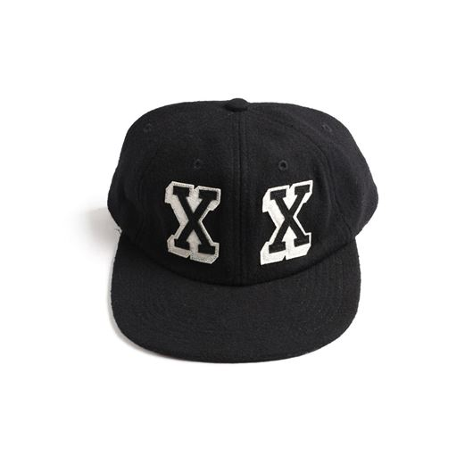 Picture of Double x Strapback Black