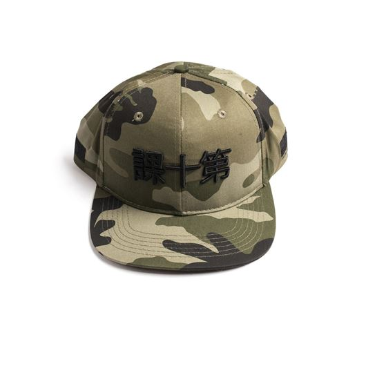 Picture of Japan Snapback Fade Woodland