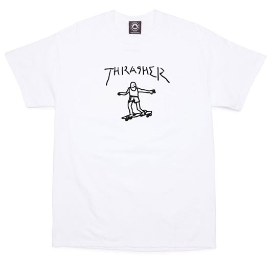 Picture of GONZ Tee White