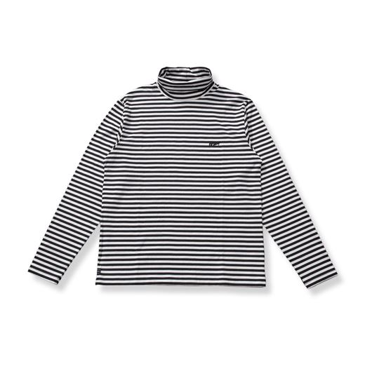 Picture of BEATS TURTLE Neck Tee White