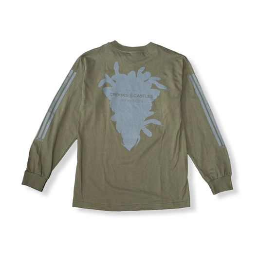 Picture of Banding L/S Tee Military