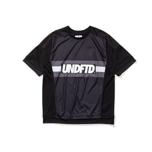 Picture of Undftd soccer jersey Black