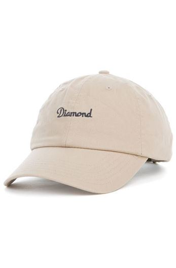 Picture of Champagne sports hat Tan
