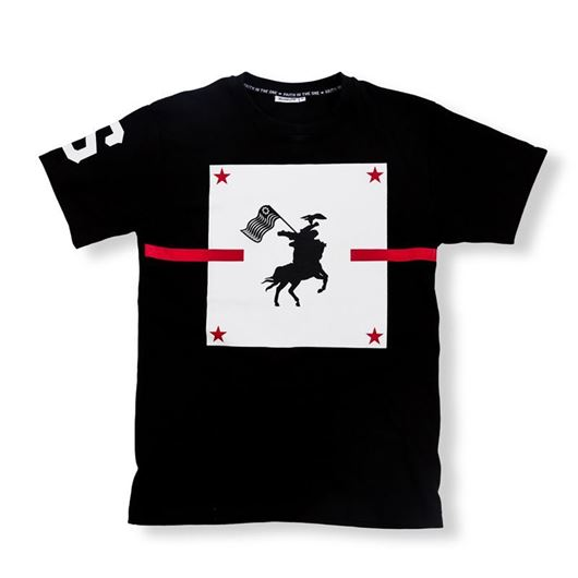 Picture of Knight Tee Black