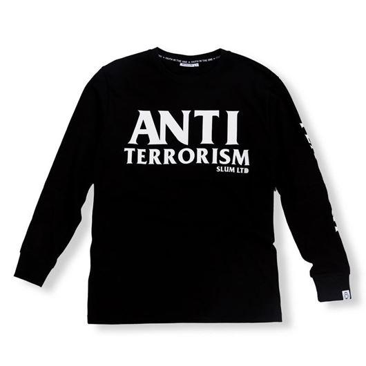 Picture of Anti Terrorism L/S Tee Black