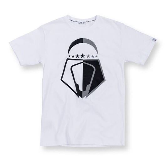 Picture of Overlap Tee White