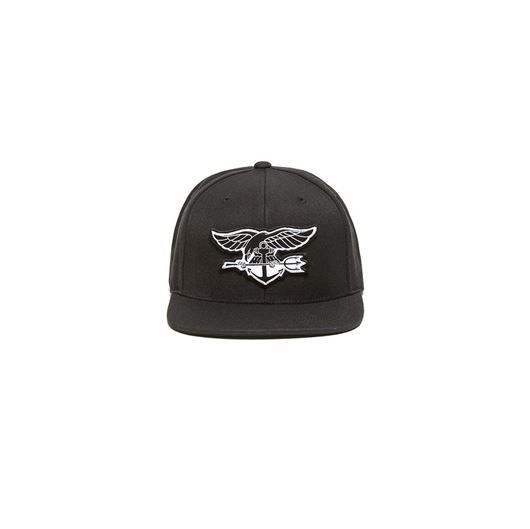 Picture of WAR SEAL SNAP BACK Black