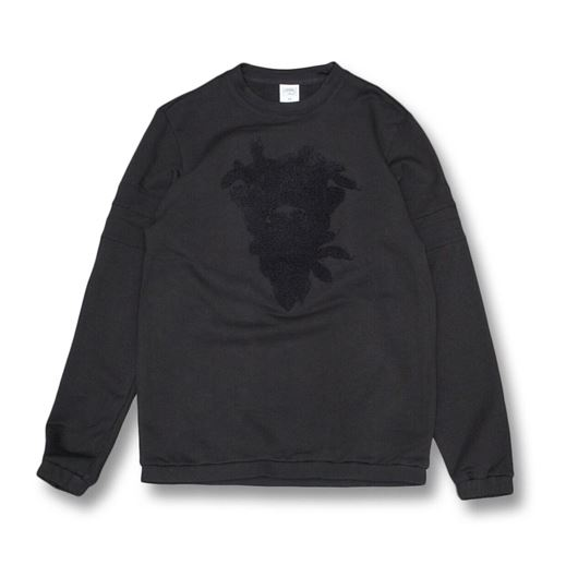 Picture of Drifter Crewneck Black