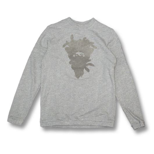 Picture of Drifter Crewneck Speckle Grey