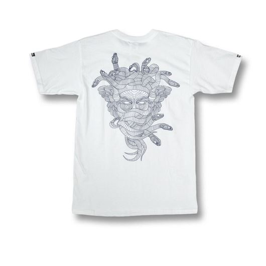 Picture of Course Medusa Tee White