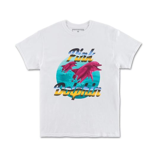 Picture of AIR BRUSH TEE White