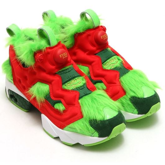 Picture of instapump Fury CV Solar Green/Scarlet