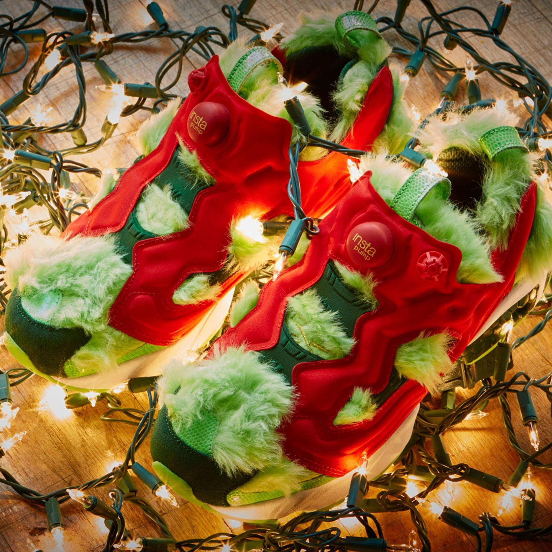 a502d69f9fc9 ... Picture of instapump Fury CV Solar Green Scarlet ...