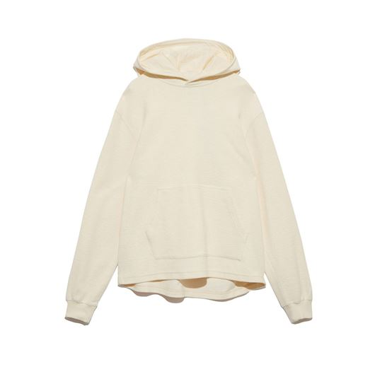 Picture of Bank Pullover Hood Off White