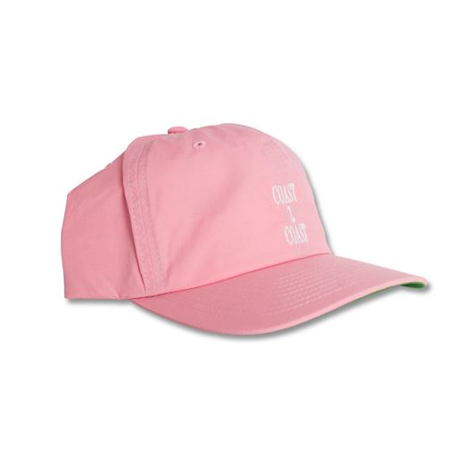 Picture of Coast To Coast Strapback Cap Pink