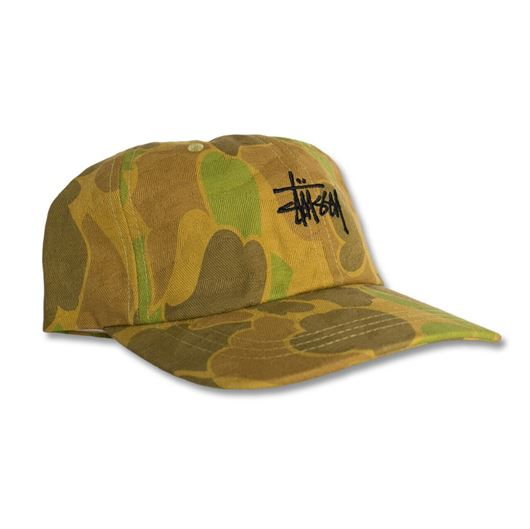 Picture of JACQUARD CAMO LOW CAP Brown