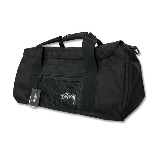 Picture of Stock Duffle Bag Black