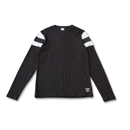 Picture of Intimidate L/S Tee Black
