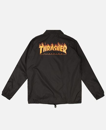 Picture of FLAME COACH JACKET Black