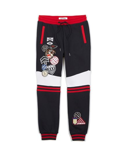 Picture of Rival Joggers Black